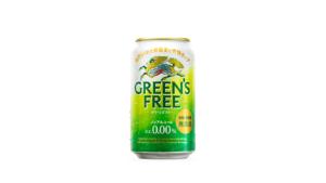 キリン GREEN'S FREE