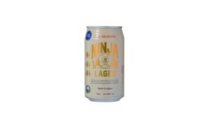 日本ビール NINJA LAGER