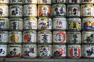 多種多様な日本酒